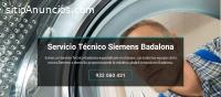 Servicio Técnico Siemens Badalona