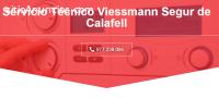 Servicio Técnico Viessmann Segur de cala