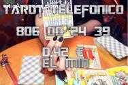 Tarot 806 /Tarotistas/0,42 € el Min.