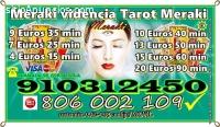 TAROT VISA PROMO. 9 euros los 35min