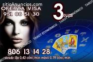 TAROT Y VIDENTES VISA 3€