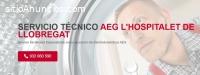 Técnico Aeg  Hospitalet de Llobregat