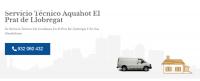 Técnico Aquahot El Prat de Llobregat