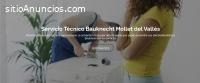 Técnico Bauknecht Mollet del Vallès