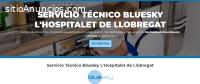 Técnico Bluesky Hospitalet de Llobregat