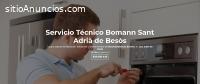 Técnico Bomann Sant Adrià de Besòs