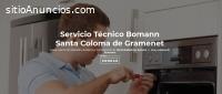 Técnico Bomann Santa Coloma de Gramenet