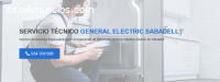 Técnico General Electric Sabadell