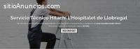 Técnico Hitachi Hospitalet de Llobregat