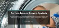 Técnico Siemens Igualada