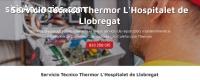 Técnico Thermor  Hospitalet de Llobregat
