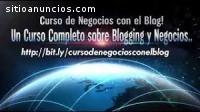 Tener tu propio Negocio con un blog?