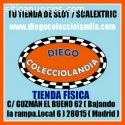 TIENDA SCALEXTRIC  DIEGO COLECCIOLANDIA