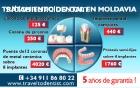 Tratamiento dental a un precio increible