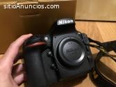Vendo mi cámara Nikon D850