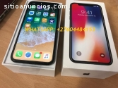 Venta iPhone X 64GB costo € 440