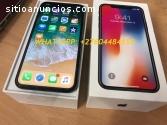 Venta iPhone X 64GB costo € 440