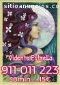 Vidente Estrella  30min x 15eu 911011223