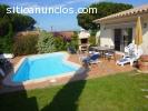 Villa con piscina en Escala