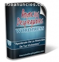 wordpress de Anuncios Desplegables