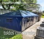 Abanico Publicidad | Toldos en Guatemala