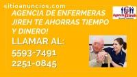 AGENCIA DE ENFERMERAS JIREH
