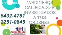 AGENCIA DE JARDINEROS JIREH