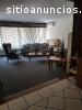 Casa amueblada y equipada en renta zona