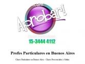 Clases Online Nivel Universitario