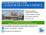 Clínica Médica en alquiler,-Zona 9
