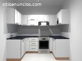 Cocinas bellisimas para tus espacios