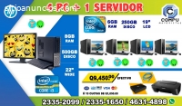 COMBO TODO INCLUIDO DE 04 COMPUTADORAS H