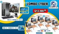 COMBO TODO INCLUIDO DE 05 COMPUTADORAS D