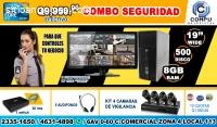 COMPUTADORAS CON CÁMARAS DE SEGURIDAD