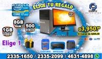 COMPUTADORAS COREi7 CON REGALO INCLUIDO,