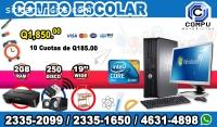 COMPUTADORAS DELL+MUEBLE+IMPRESORA+BOCIN