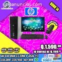 COMPUTADORAS HP CON PROCESADOR CORE2DUO/