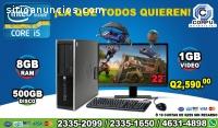 COMPUTADORAS HP CON PROCESADOR COREi5 CO