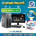 COMPUTADORAS HP CORE2QUAD/04GB RAM/500HD