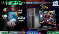 COMPUTADORAS HP PROCESADOR CORE2QUAD CON