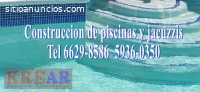Construccion de piscinas