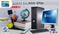 Dell Optiplex380 Core2 Duo 2Gb RAM DDr3