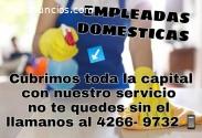 Domestica para tu casa