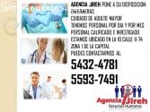 Enfermeria en Agencia Jireh