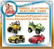 Fabrica, Carros Electricos Niños, Carros