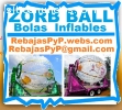 Fabrica, Zorb Ball, Bolas Zorb, Pelotas