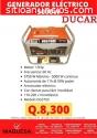 GENERADOR DUCAR 5000W