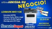 gran oferta de impresoras