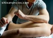 Masaje profesional para hombres