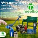 Meelko, MKD260A comida para cerdos